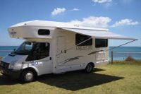 4 Berth Motorhome - Campervan Hire WA