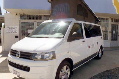 GO Kombi Pop Top Campervan - Go Camper