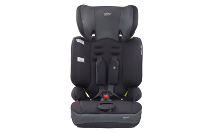 Campervan Baby Booster Seat