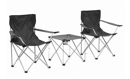 Campervan Hire Camping Chairs & Table