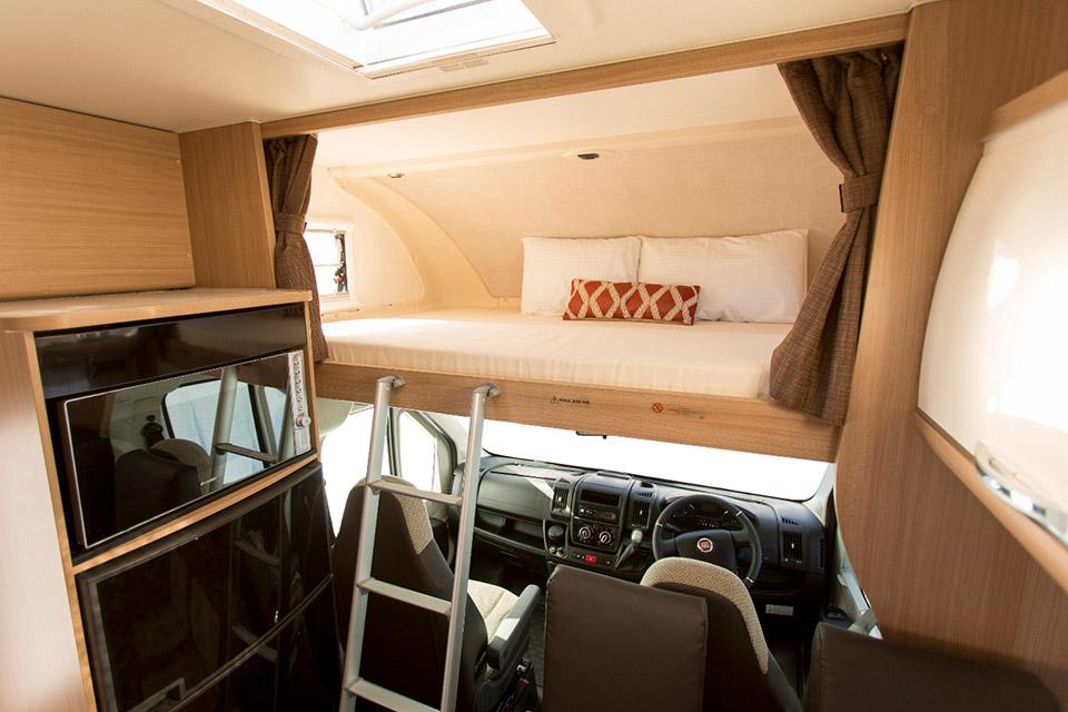 6 Berth Motorhome For Sale