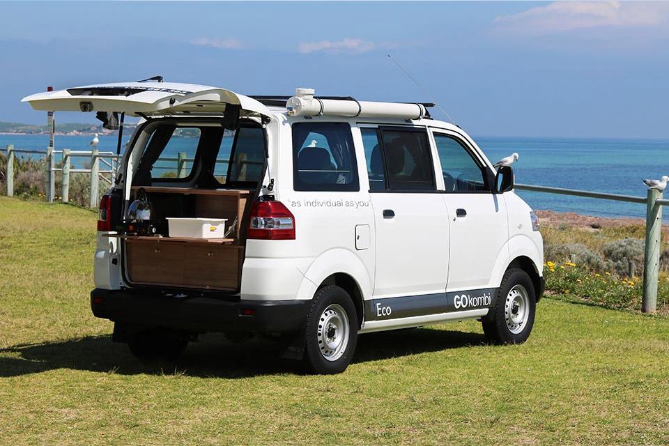 Suzuki APV 2B Campervan