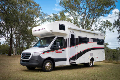 6 Berth Winnebago Motorhome Rental