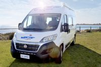 Fiat Campervan Hire WA