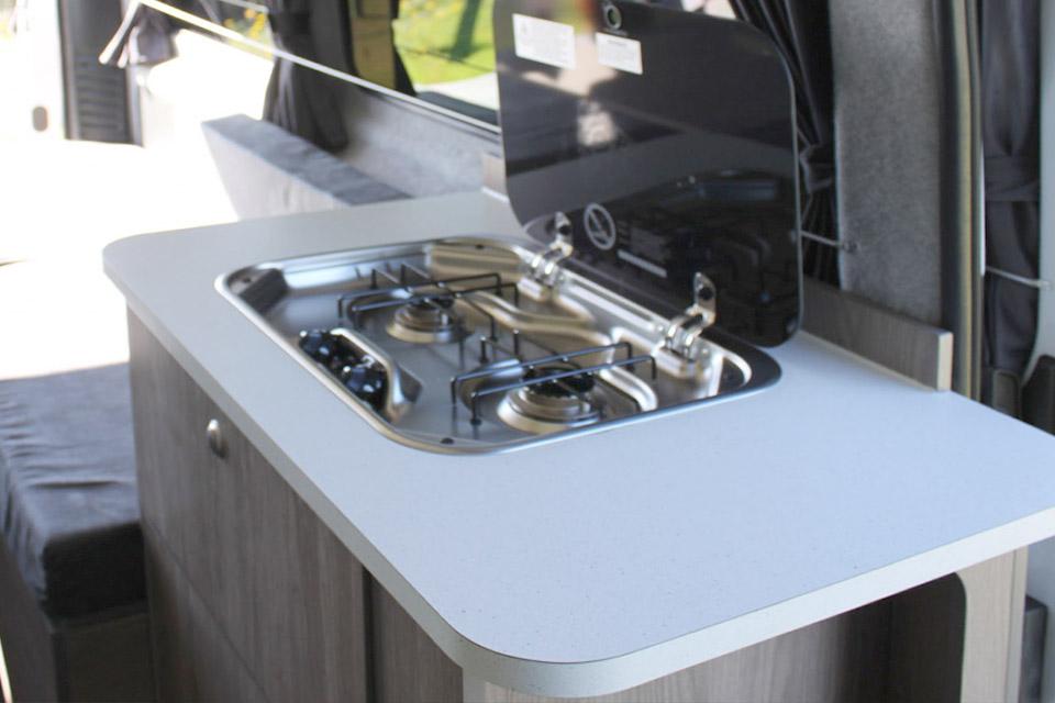 Fiat Campervan Kitchen