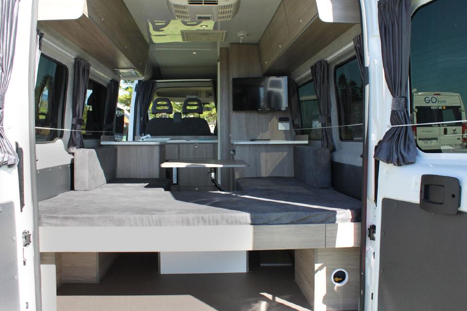 Fiat Explorer Campervan Hire