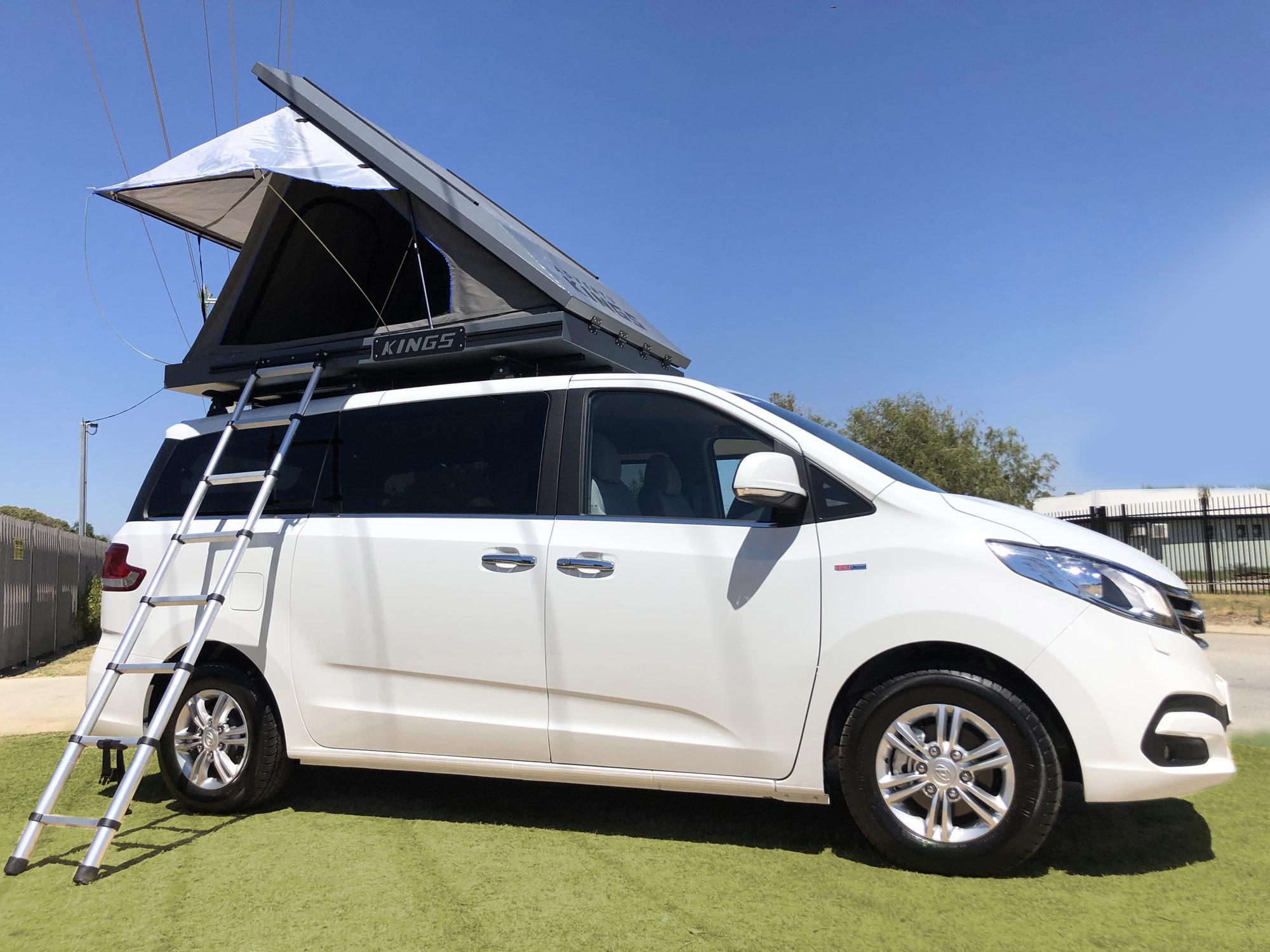 Roof Top Tent Campervan Hire Perth, Camper Hire, Campervan Hire WA