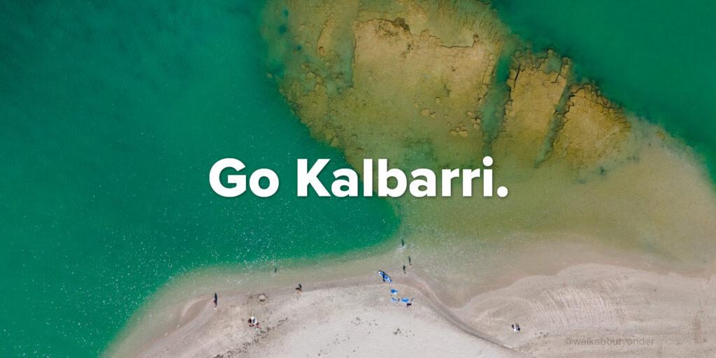 Campervan Holiday in Kalbarri, Western Australia