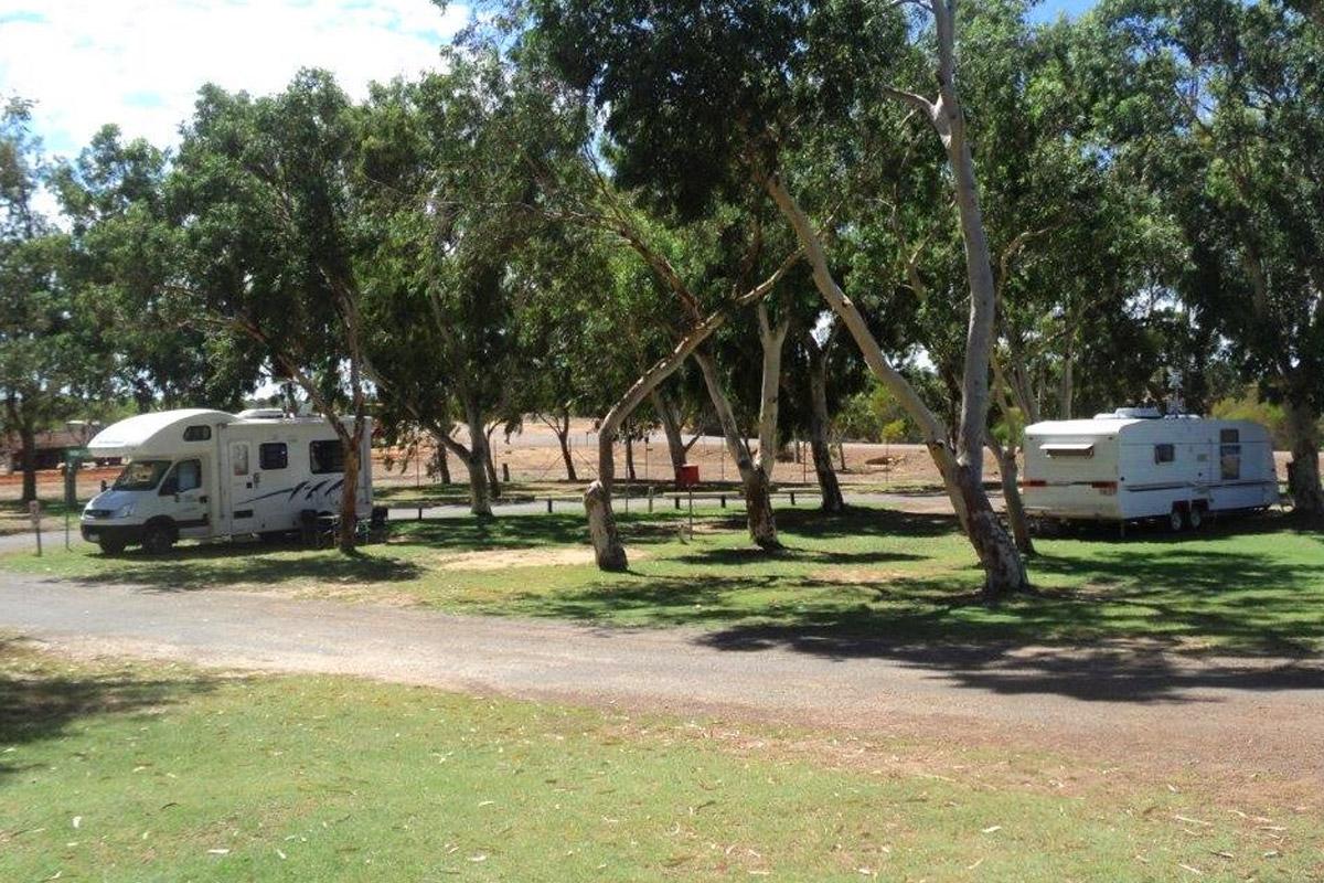 Kalbarri Tudor Caravan Park